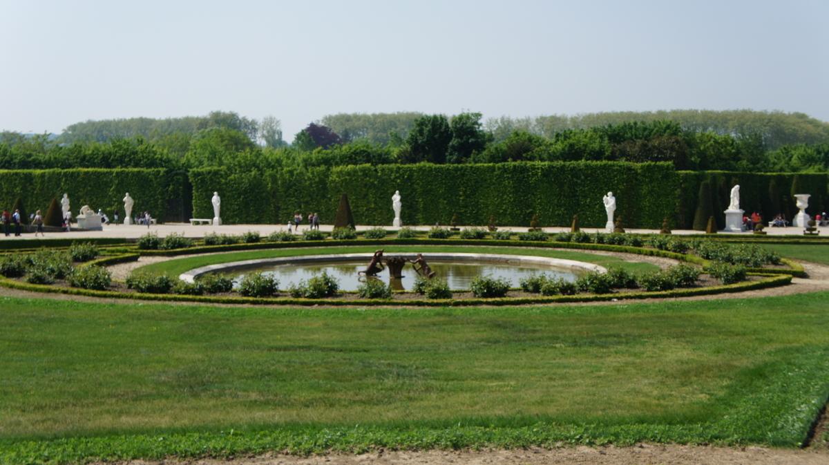 ヴェルサイユ 泉水