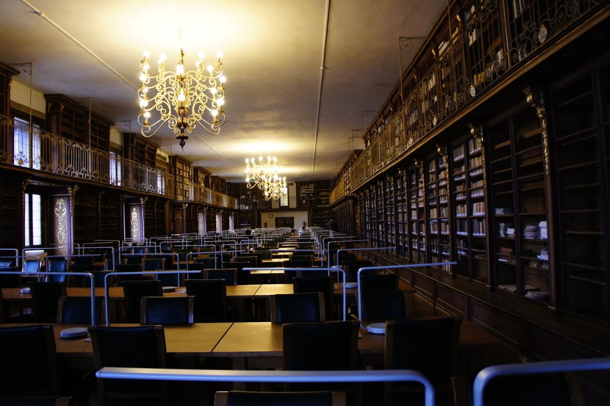 サンティアゴ・デ・コンポステーラ大学 図書館