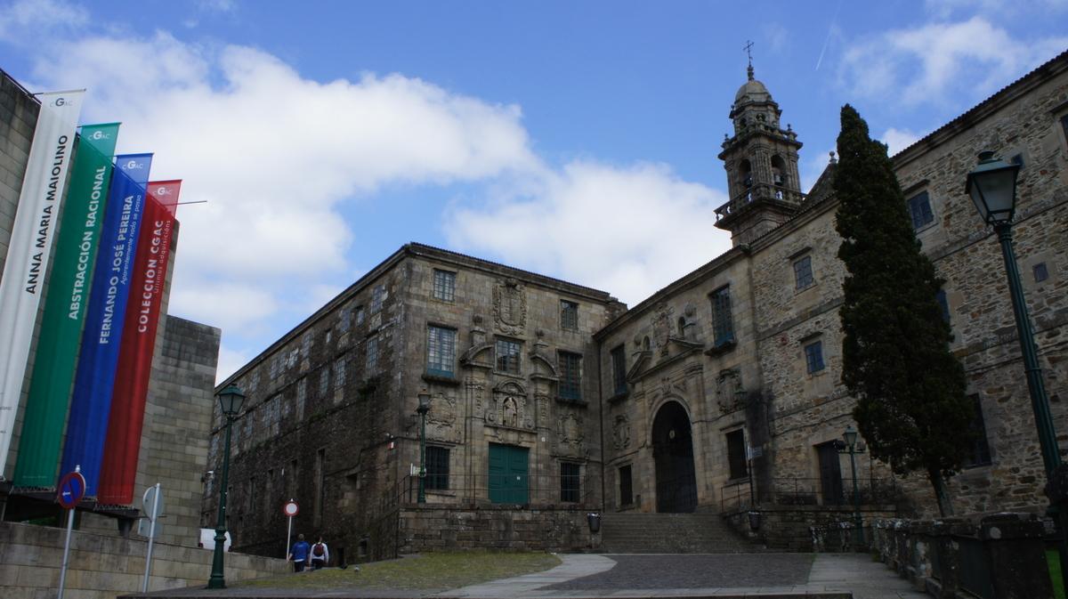 サンティアゴ・デ・コンポステーラ大学