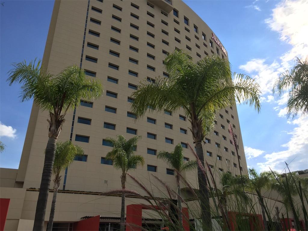 アグアスカリエンテス マリオットホテル