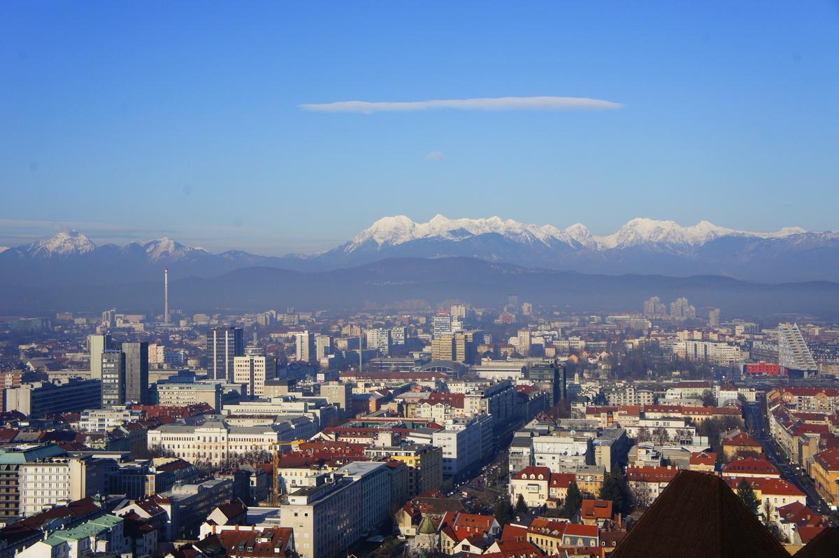 スロベニア リュブリャナ