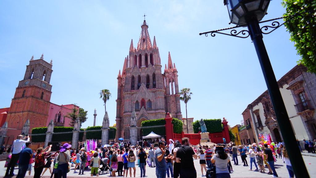 メキシコ サンミゲル・デ・アジェンデ