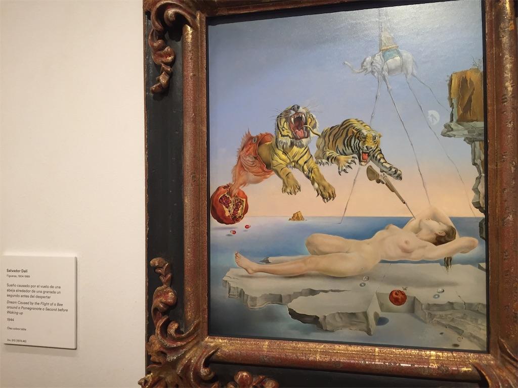 ダリ ティッセン・ボルネミッサ美術館