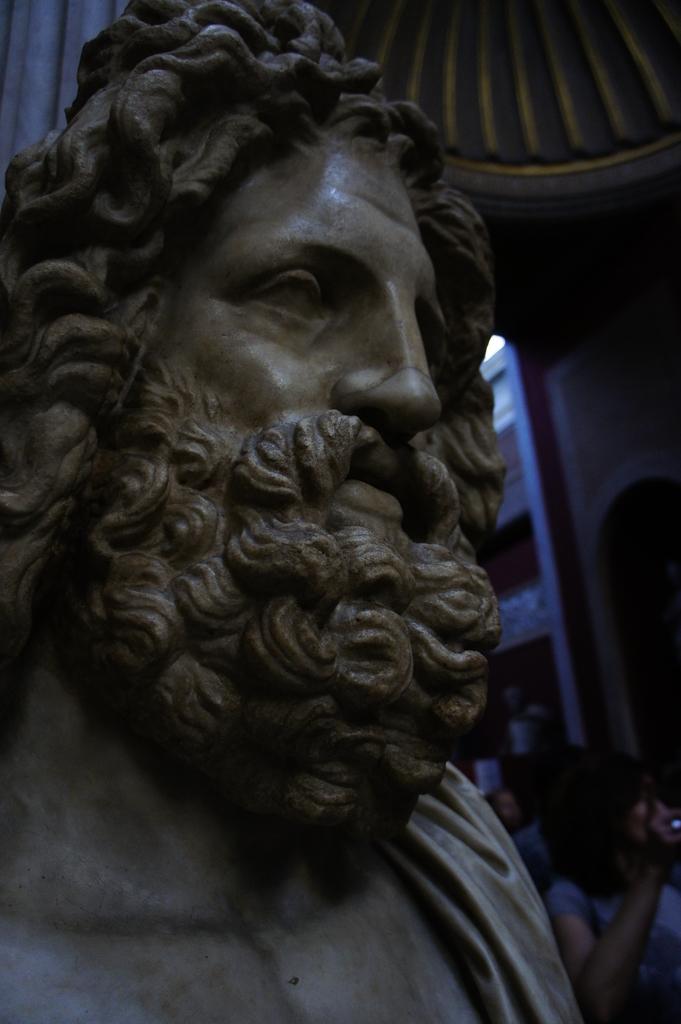 ゼウス バチカン美術館