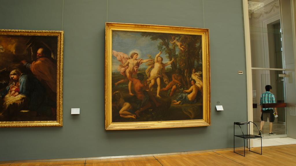 アポロンとダフネ ベルギー王立美術館