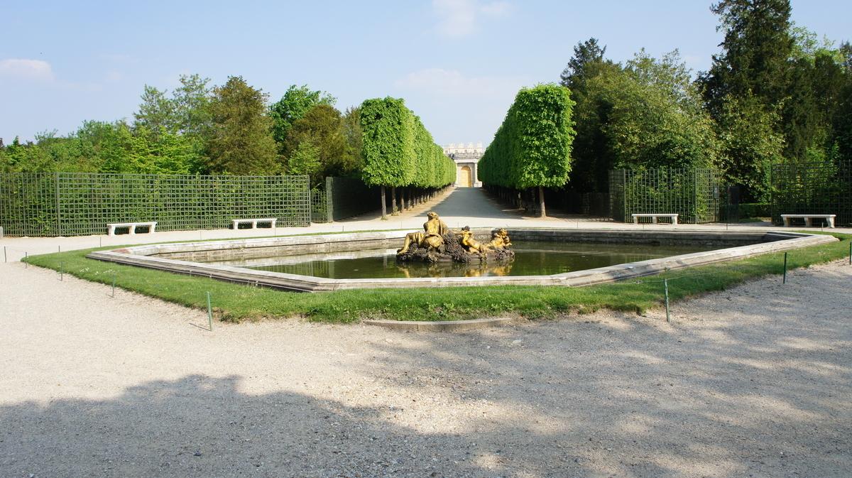 ディオニュソス ヴェルサイユ宮殿庭園