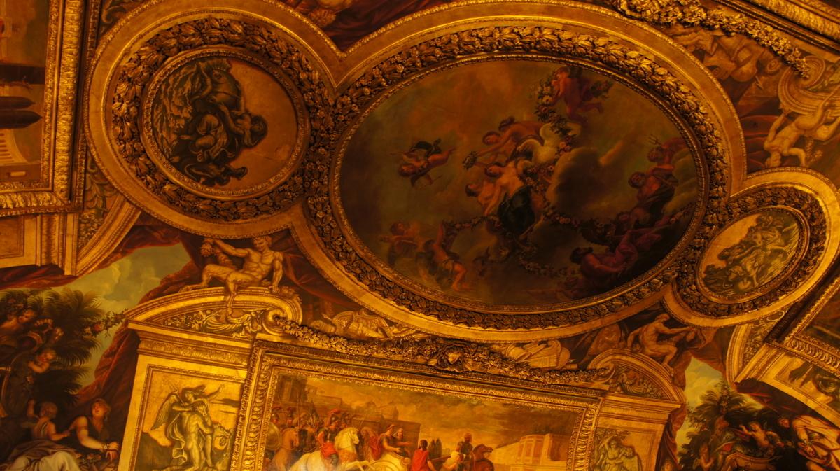 アプロディテ ヴェルサイユ宮殿ヴィーナスの間