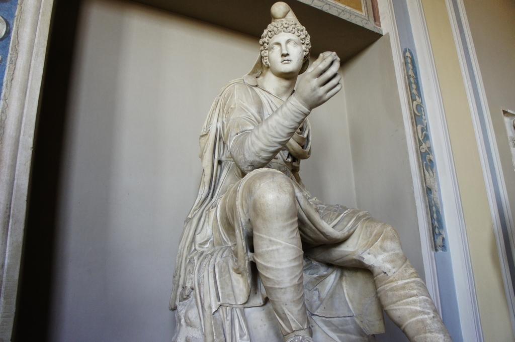 パリスの審判 バチカン美術館