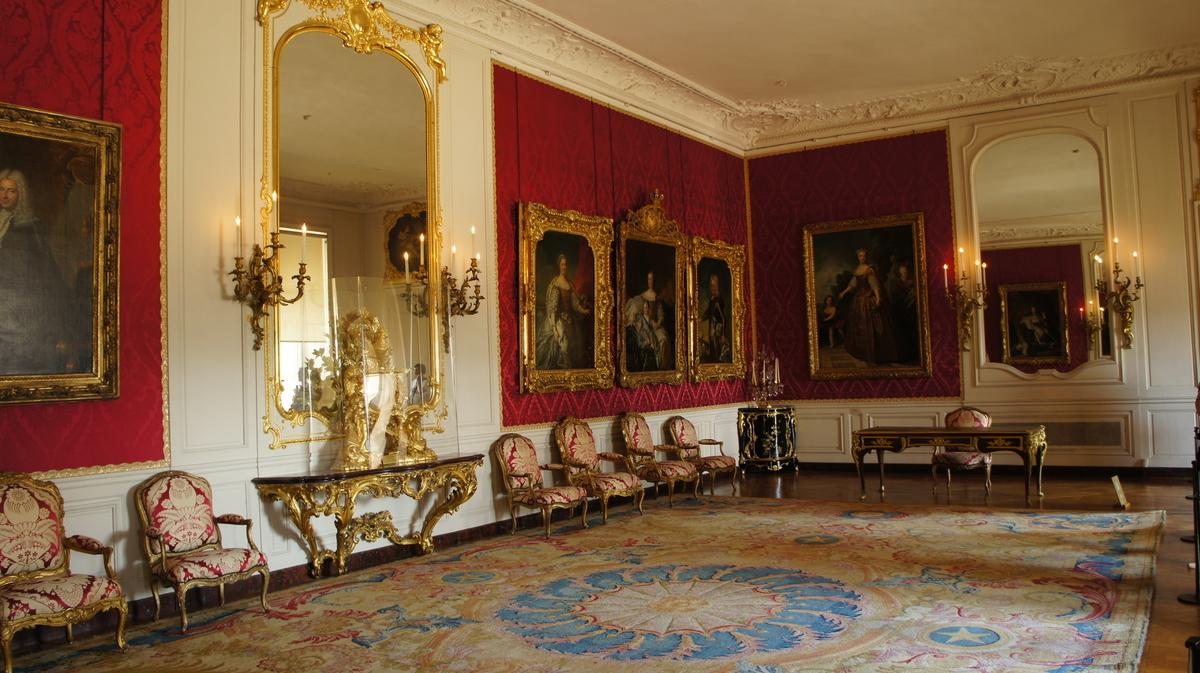 ヴェルサイユ宮殿 肖像画群
