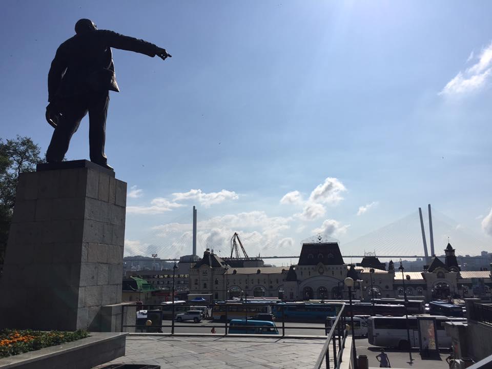 ロシア ウラジオストク観光