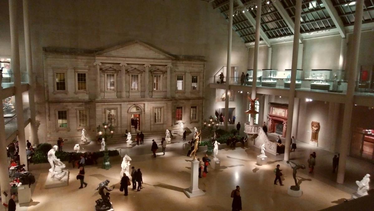 メトロポリタン美術館 ニューヨーク
