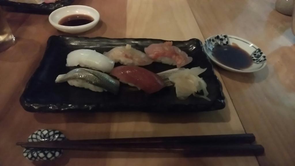 Rokai メキシコシティ 日本食