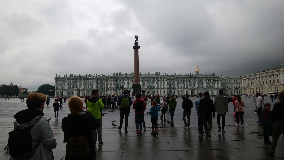 ロシア サンクトペテルブルク