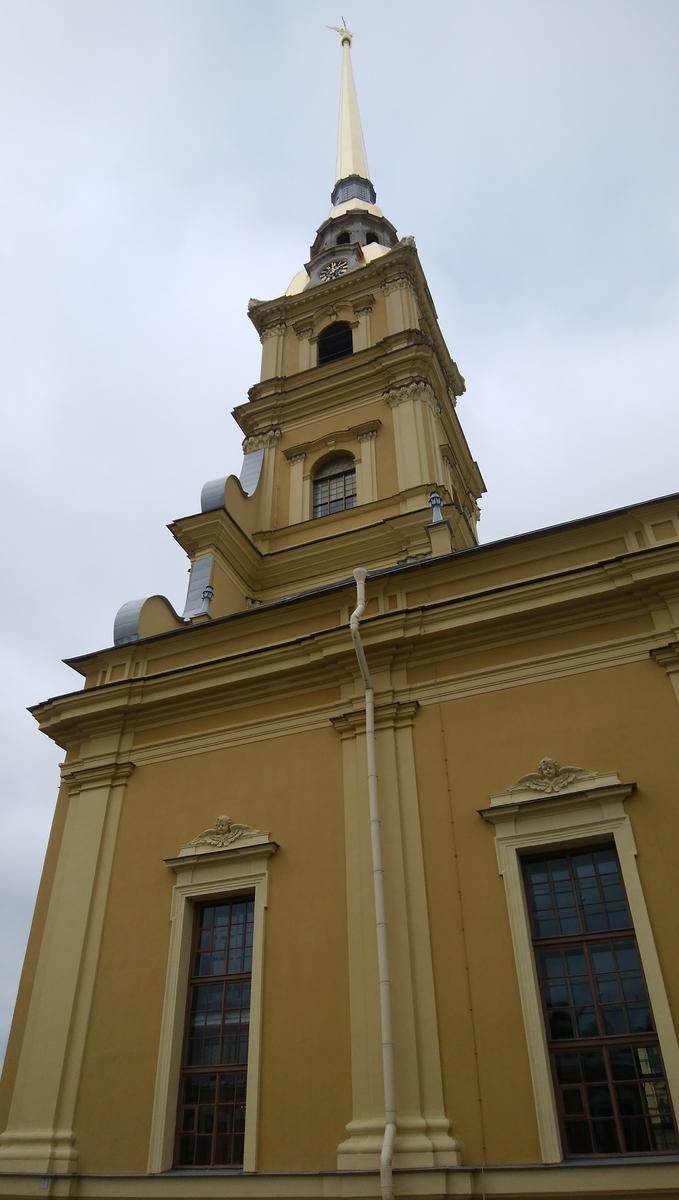 ロシア サンクトペテルブルク観光