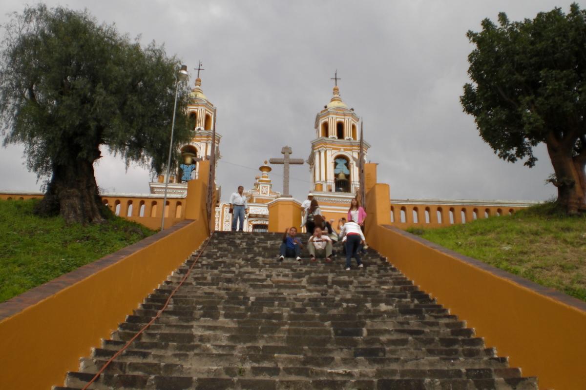 メキシコ チョルーラ