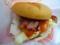 針中野 ボンハンバーガー ベーコンバーガー