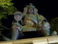 甲府 武田信玄像