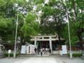 甲府 武田神社