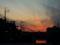 西宮の夕景