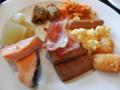 沖縄都ホテル 朝食