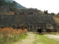 別子銅山 東平 貯鉱庫