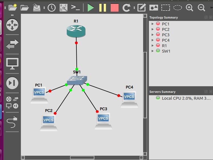 Ciscoルータ上のDHCP設定方法~VPCSへの割り当て・設定検証 - Tech ...