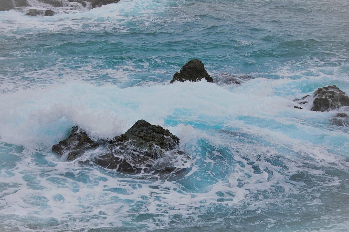 冬の日本海 | カメラEos5D Mark4