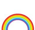 虹っぽい何か