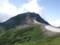 白馬からの旭岳
