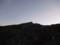 朝焼けの白馬岳山頂