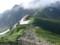 白馬岳から杓子岳へ
