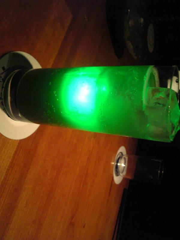 緑なのに清龍