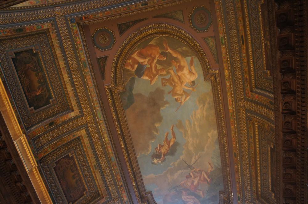 スゴ本と読書猿対談_NYPLの天井