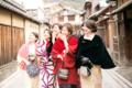 京都新聞写真コンテスト 京都女旅
