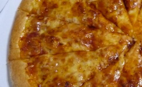 ドミノピザのプレーンピザ(ドミノピザ)