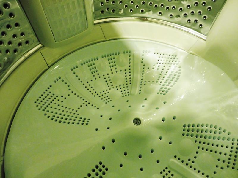 ビートウィング(日立全自動洗濯機 BW-V80F/2020年製)