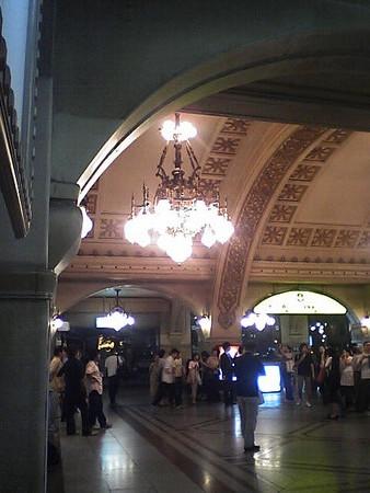 旧阪急梅田駅コンコース