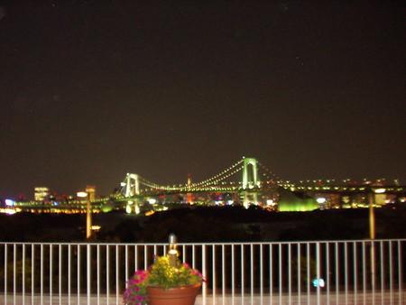 夜景@お台場