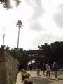 [沖縄]首里城