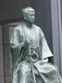 [京都]桂小五郎像