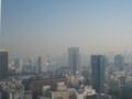 [東京][東京タワー]展望台から