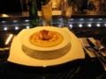 [カフェ][東京]トシヨロイヅカ「グラタン・オ・カキ」