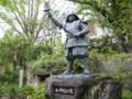[大阪の陣]真田幸村像