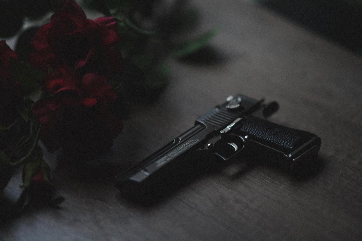 """<img src=""""gun.jpg"""" alt=""""ノーガンズライフ"""">"""
