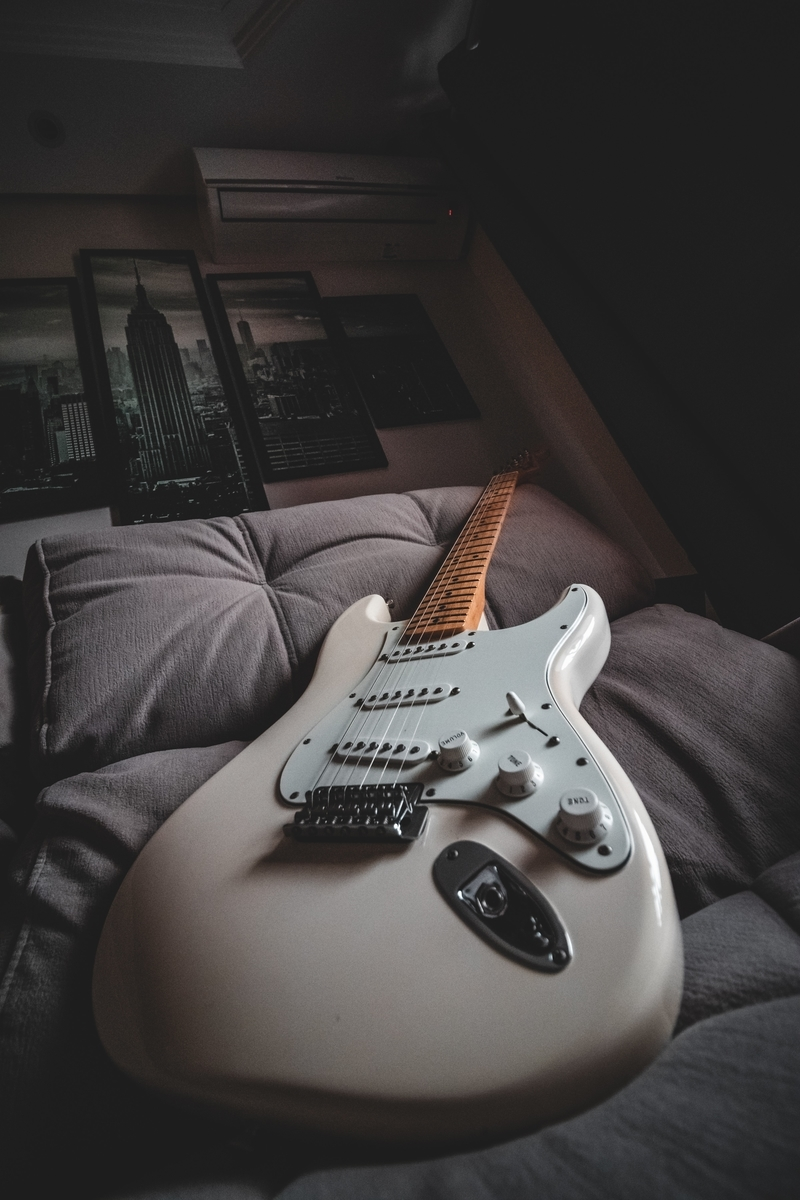 "<img src=""guitar.jpg"" alt=""ギターを弾いているときの目線"">"