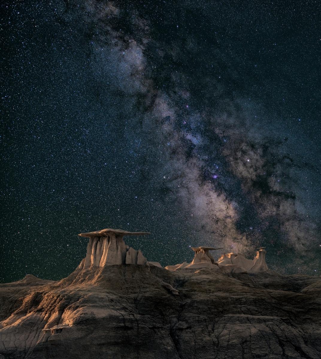 """<img src=""""universe.jpg"""" alt=""""グレンラガンのような景色"""">"""
