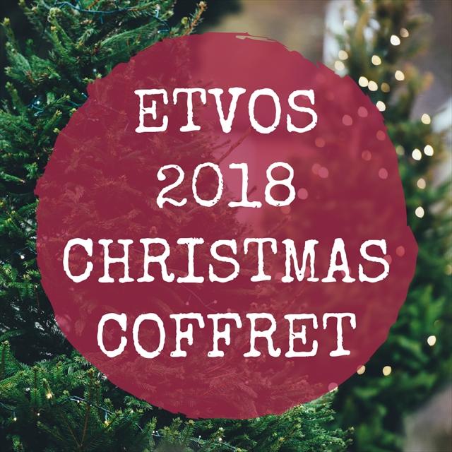 ETVOS クリスマスコフレ2018 発売日・価格情報
