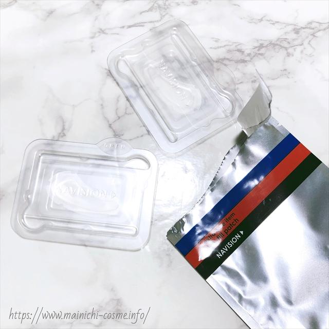ナビジョン HAフィルパッチ レビュー2