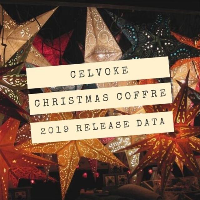 2019 Celvokeクリスマスコフレ発売日・予約開始日・価格情報