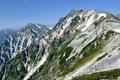 白馬岳、夏山